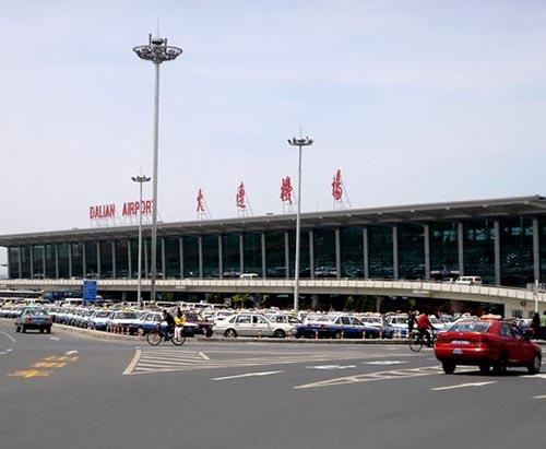 大连飞机场工程